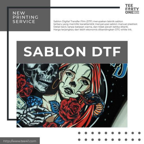 Sablon DTF Surabaya by Tee41